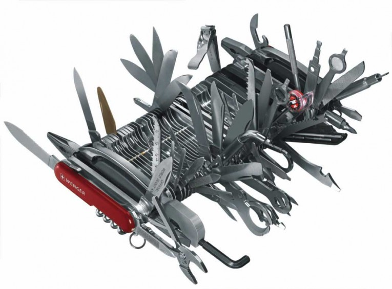 coltellino svizzero wenger