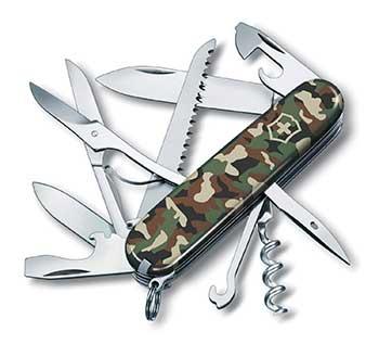 coltellino svizzero con seghetto