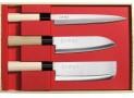 Set Coltelli giapponesi | Una scelta di coltelli da taglio per sushi e altri alimenti