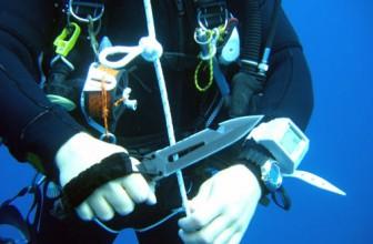Coltello Subacqueo | I 10 migliori coltelli da usare sott'acqua