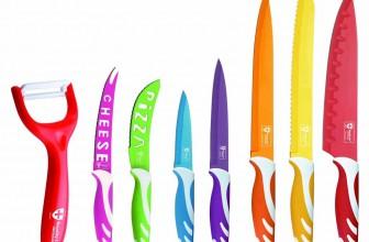 Coltelli colorati | I migliori set divisi per prezzo e qualità