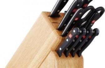 Ceppo coltelli |Per non sbagliare scelta